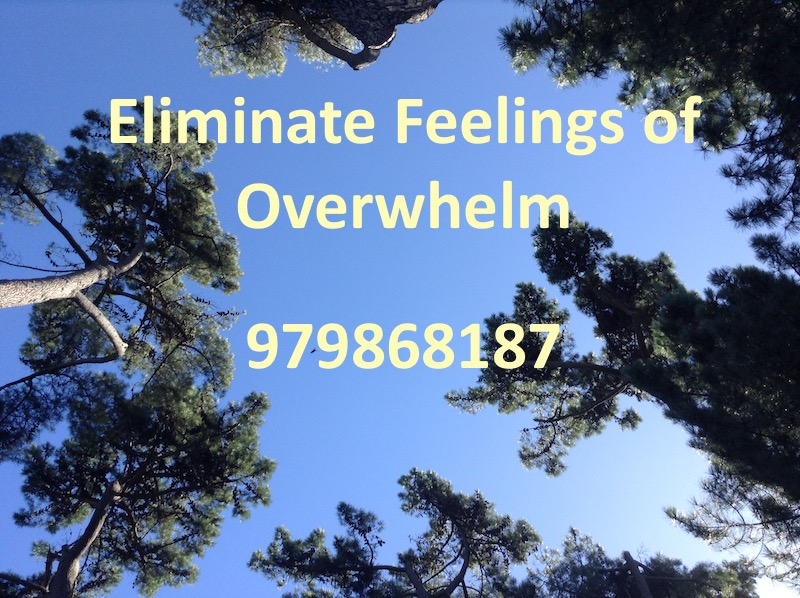 Frequency to Eliminate Feelings of Overwhelm